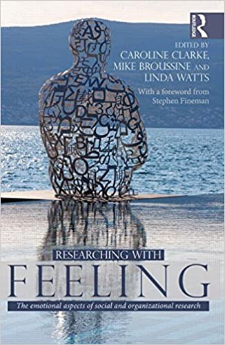 Read online Researching with Feeling: The Emotional Aspects of Social and Organizational Research PDF, azw (Kindle), ePub, doc, mobi
