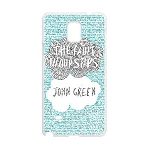 T-TGL(RQ) Samsung Galaxy Note 4 DIY Phone Case The Fault in Our Stars with Hard Shell Protection