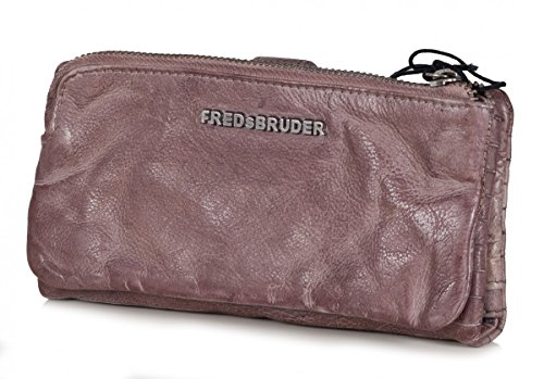 FREDsBRUDER Straight Cut S. C. Wallet Lucky Dusty Mauve