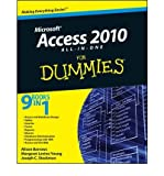 img - for Access 2010 All-in-One For Dummies (For Dummies (Computers)) (Paperback) - Common book / textbook / text book