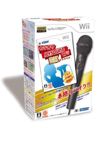 カラオケJOYSOUND Wii DXの商品画像