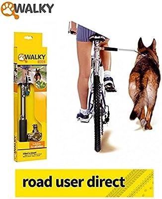 Walky perro – el paseo de perros – Fijación de bicicleta para ...