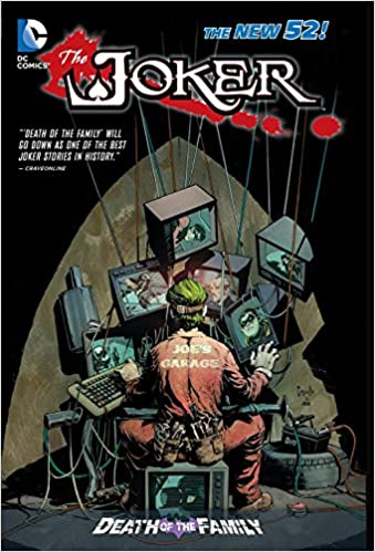 The Joker: Death of the Family HC (The New 52): Amazon.es ...