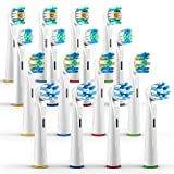 types ORAX 16 pcs. Oral B Replacement Brush Heads Variety Pack, 4 Oral B Toothbrush Heads from every type