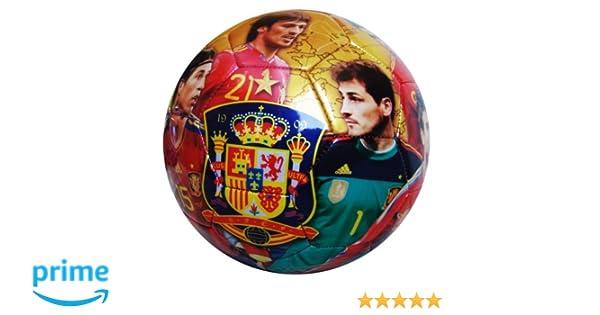 Balón fútbol selección española: Amazon.es: Juguetes y juegos