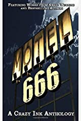 Motel 666: A Crazy Ink Horror Anthology Paperback