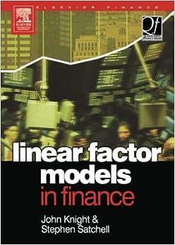 Book Linear Factor Models in Finance