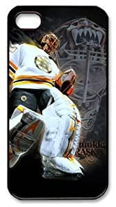NHL Boston Bruins #40 Tuukka Rask Customizable iphone 4/4s Case by icasepersonalized