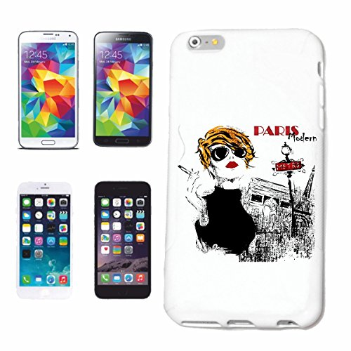 "cas de téléphone iPhone 6S ""PARIS FASHION MODERNE AMOUR BEAUTY PEOPLE NYC VÊTEMENTS FILLE NEW YORK MARIAGE ÉVÉNEMENT USA PARIS NAIL LUXE LIFESTYLE STREET CASUAL FASHION"" Hard Case Cover Téléphone Cove"