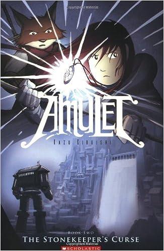 Amulet Kazu Kibuishi Book 1