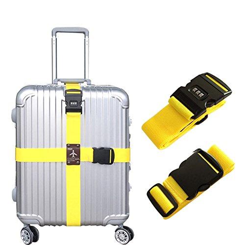 Adjustable Travel Luggage Suitcase Straps product image