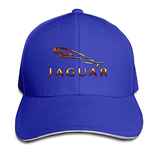de Sandwich ajustable Jaguar gorras béisbol hmkolo Azul Unisex real para PpfqxwWg4