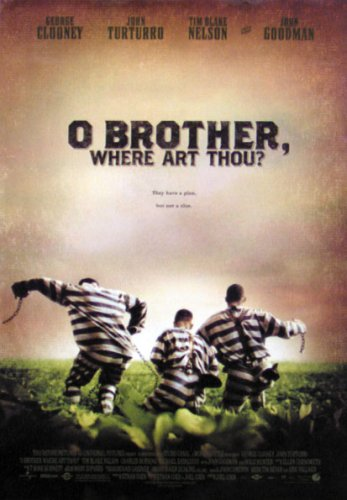 O Brother, Where Art Thou? - Movie Poster (Size: 27 inches x 39 - 39 Poster Print Art Inch