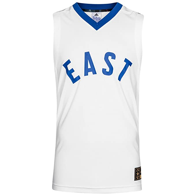 Adidas All Star East Camiseta de Baloncesto NBA s95306, S95307, Medium: Amazon.es: Deportes y aire libre