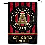 WinCraft Atlanta United Football Club Field Stripe Double Sided Garden Flag