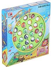 لعبة صيد السمك للاطفال، 24 سمكة