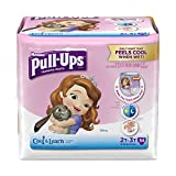 Health & Personal Care : Pull-Ups Cool & Learn Training Pants for Girls, 2T-3T, 54 Count