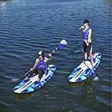 Wavestorm, Expect More 9ft 6in, Expedition Supyak, 2-Pack