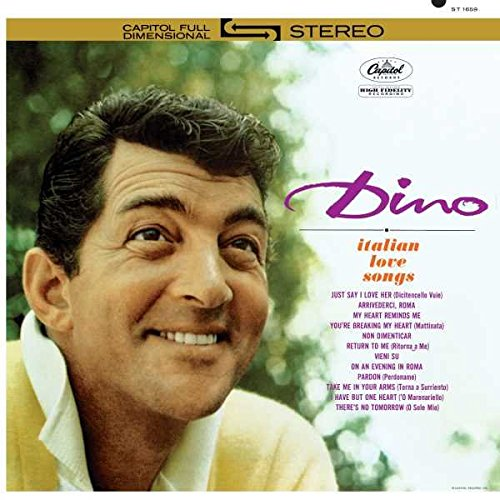 Dino: Italian Love Songs [LP] ()