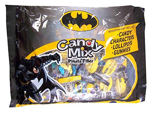 DC Comics Batman Assorted Pinata Filler Candy Mix,