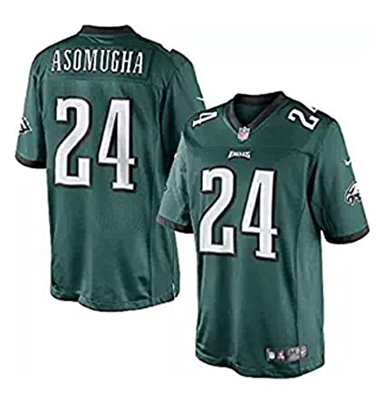 1962d9ba9 ... release date philadelhia eagles nnamdi asomugha 24 nfl youth jersey  green small 8 71d14 e8142