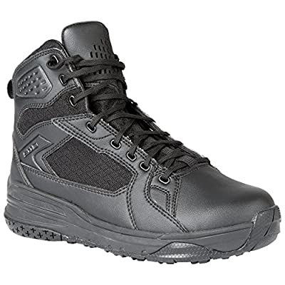 5.11 Halcyon Patrol Military and Tactical Boot Black: Shoes