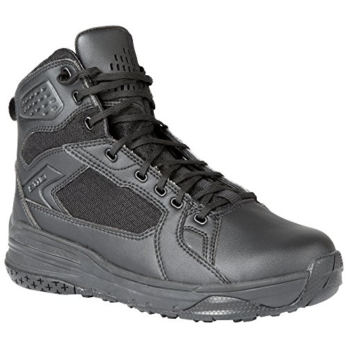 5.11 Tactical Series , Scarponcini da camminata ed escursionismo uomo nero 019: BLACK 45