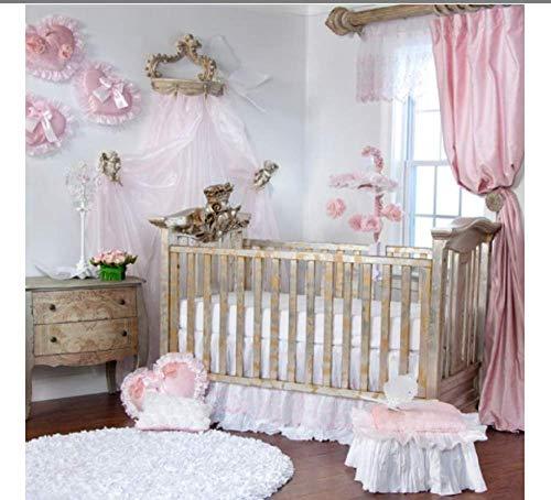 - Glenna Jean Anastasia 3 Piece Crib Bedding Set
