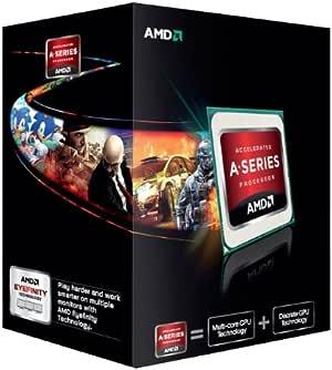 Amazon Com Amd Black Edition 3 6 Ghz Processor Ad560kwohjbox Computers Accessories