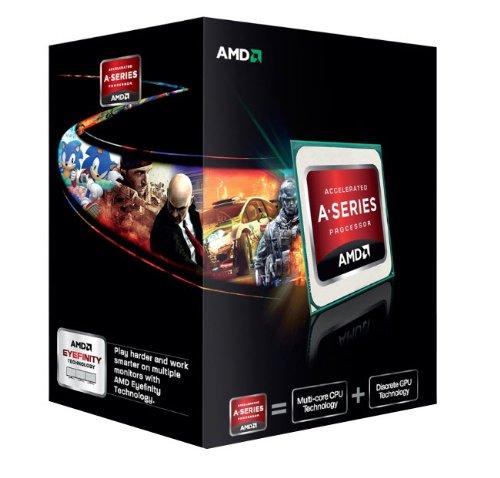 AMD A8-5600K APU 3.6Ghz Processor AD560KWOHJBOX by AMD