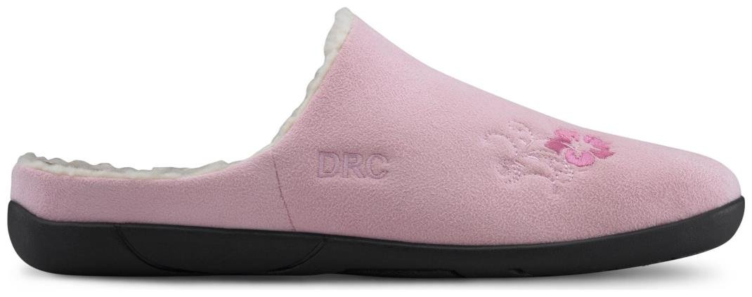 Dr. Comfort Women's Cozy Pink Diabetic Slippers by Dr. Comfort (Image #6)