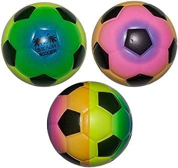 Unbekannt 6 x pelotas Fútbol CA Spring 63 mm Beach Soccer Ball ...