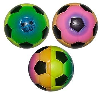 Business & Industrie Bälle Ball Springball ca 63 mm Beach Soccer Ball Bunt Softball Knautschball Spielzeug & Modellbau (Posten)