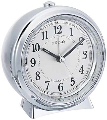(SEIKO Bedside Alarm Clock -)
