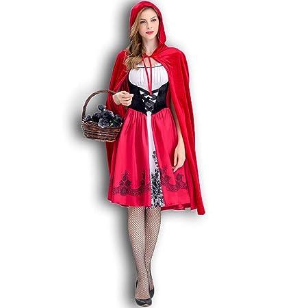 HS-ZM-06 Vestido De La Mujer Manto De Halloween Traje Femenino ...