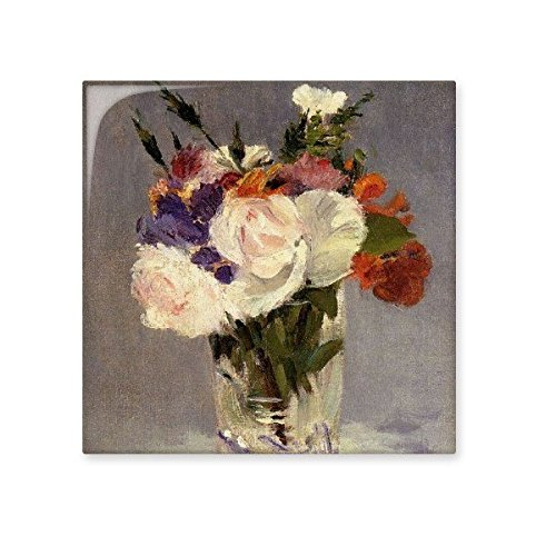 Still Life Oil Painting Edouard Manet Famous Oil Schools of Impressionism Panintings Oils Ceramic Bisque Tiles for Decorating Bathroom Decor Kitchen Ceramic Tiles Wall Tiles best