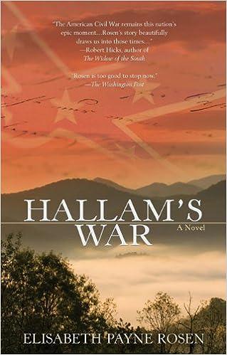 Book Hallam's War