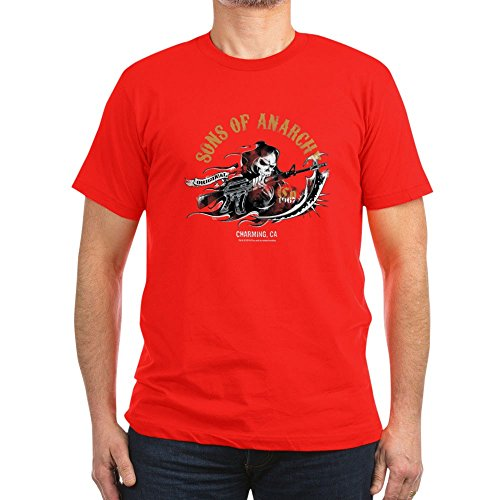 CafePress Sons Of Anarchy 2 - Men's Fitted T-Shirt, Stylish Printed Vintage Fit T-Shirt