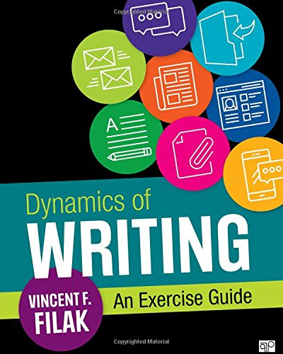 Dynamics of Writing: An Exercise Guide