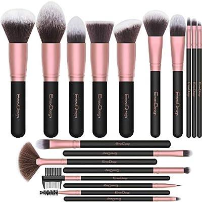 EmaxDesign Makeup Brushes 18