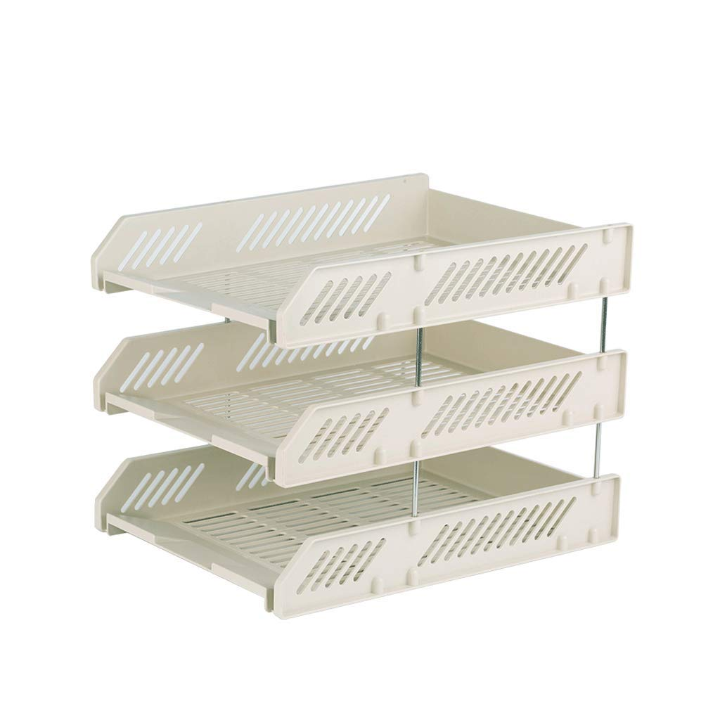 Dateiracks Feilenhalter Multi-Layer-Rack Desktop Aufbewahrungsbox Bürobedarf Bürobedarf Bürobedarf Bücherregal Korb (Farbe   C) B07PK2DPSP | Feinen Qualität  7a629b