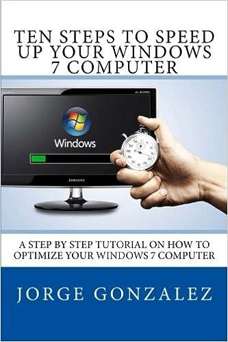 ways to speed up computer windows 7