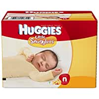 Huggies\x20Little\x20Snugglers\x20Diapers,\x20Newborn,\x2032\x20Count