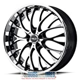 350z stock rims - Helo HE890 Gloss Black Wheel with Machined Face (20x8.5
