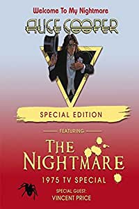 Welcome To My Nightmare Special Edition DVD