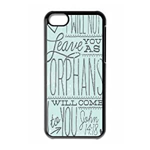 Customized Durable Case for iPhone 6 4.7, John Quotations Phone Case - HL-700744