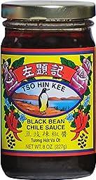 Black Bean Chili Sauce 8oz.