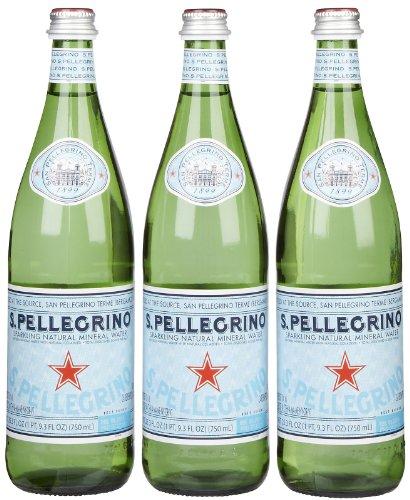 (San Pellegrino Spring Natural Mineral Water - 25.3 oz - 3 ct)