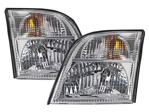 Mountaineer Headlights Replacement Headlamps Passenge product image