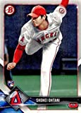 2018 Bowman #49 Shohei Ohtani RC Rookie Los Angeles Angels Baseball Card